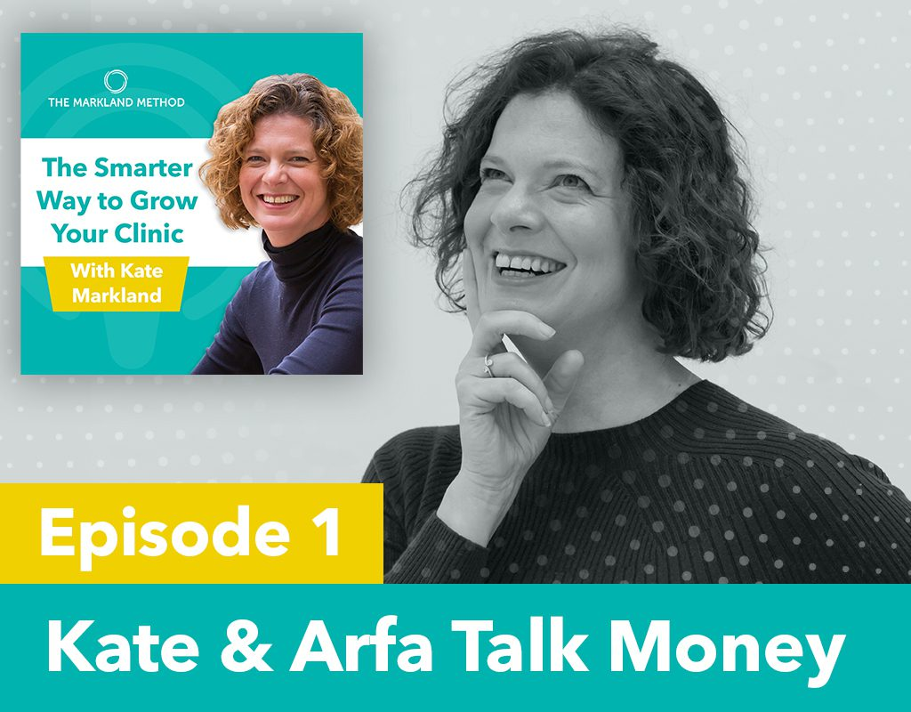 Kate & Arfa Talk Money