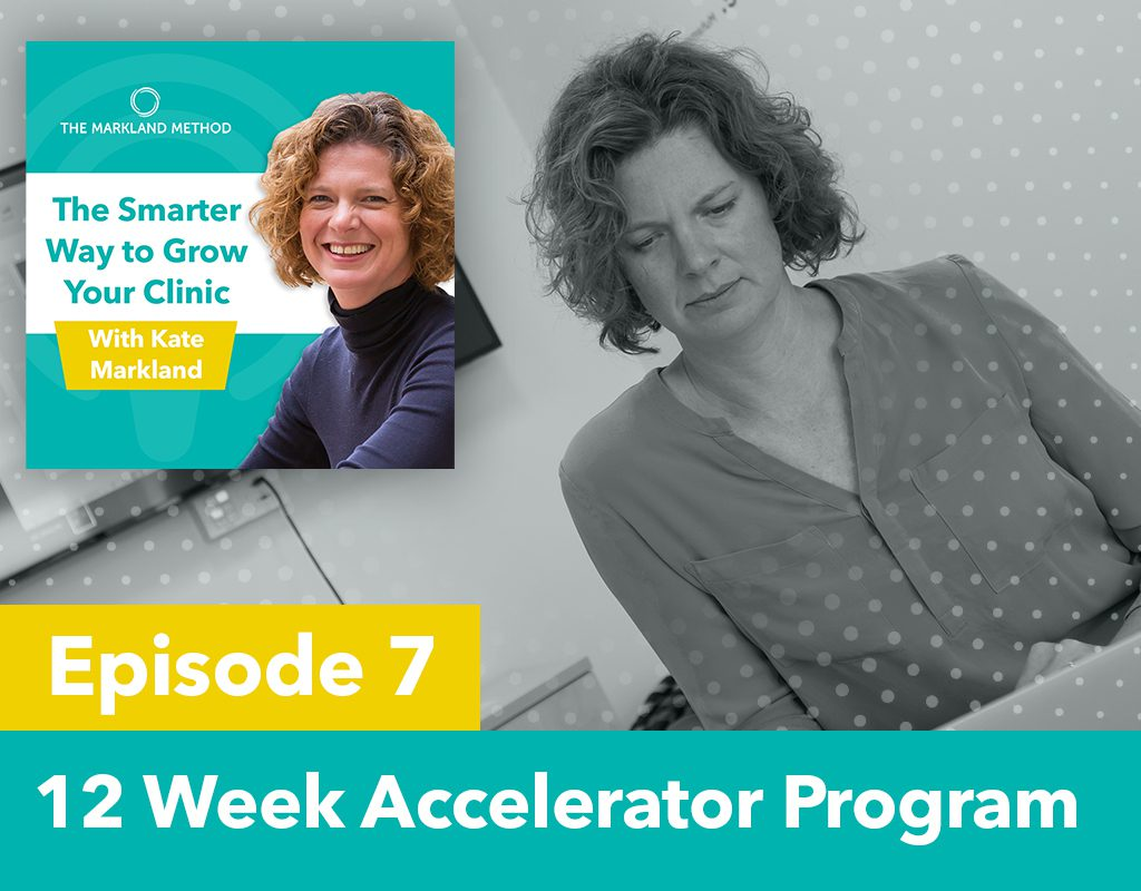 12 Week Accelerator Program