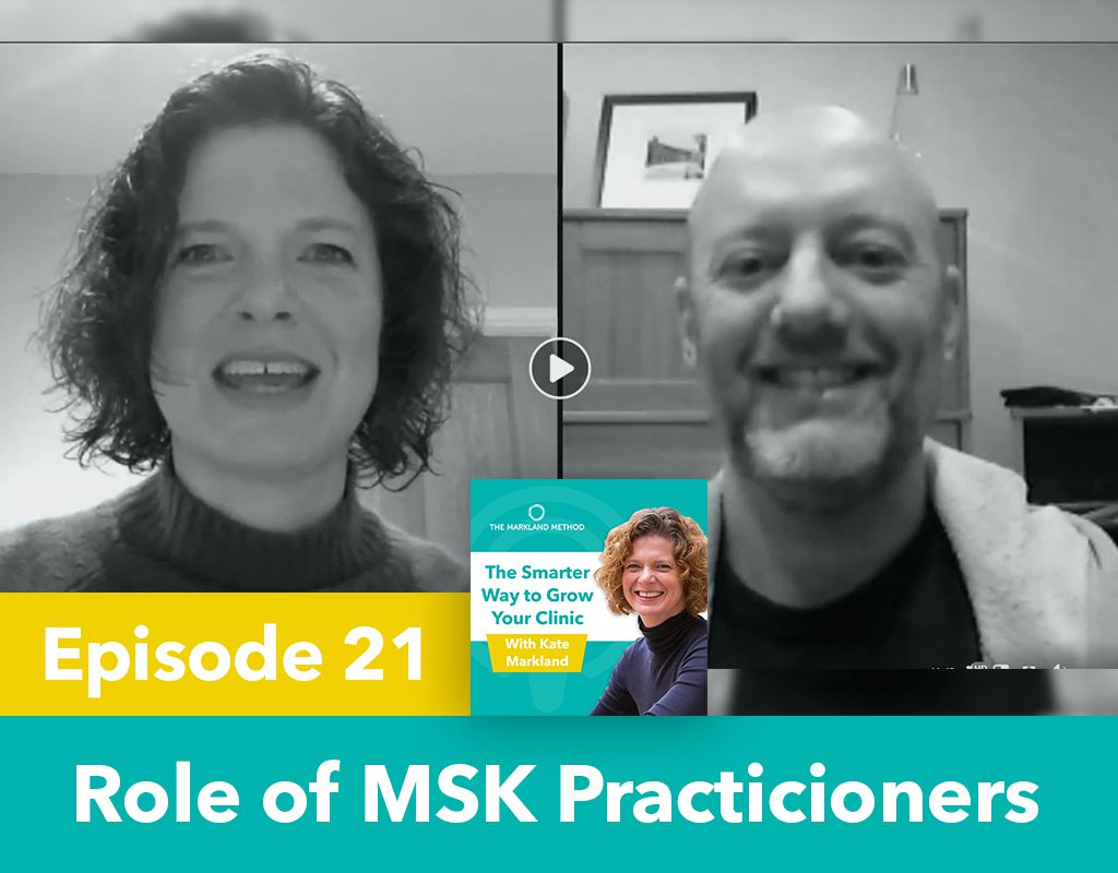 Role of MSK practitioners in the current climate with coronavirus and lockdowns