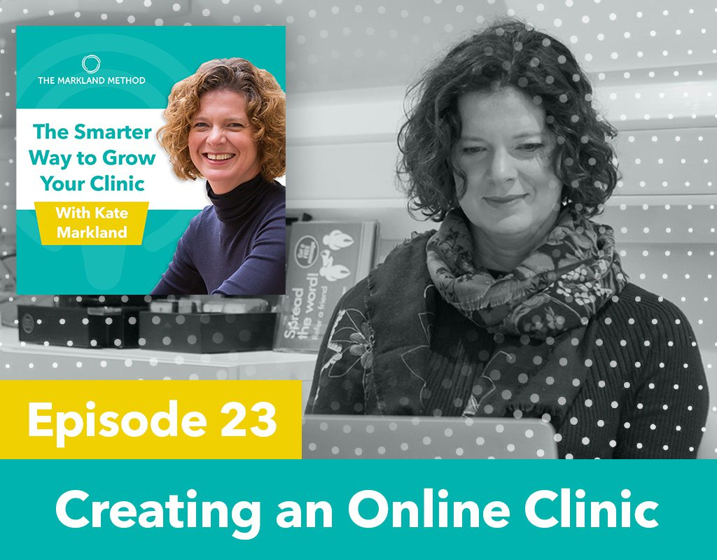 Creating an Online Clinic