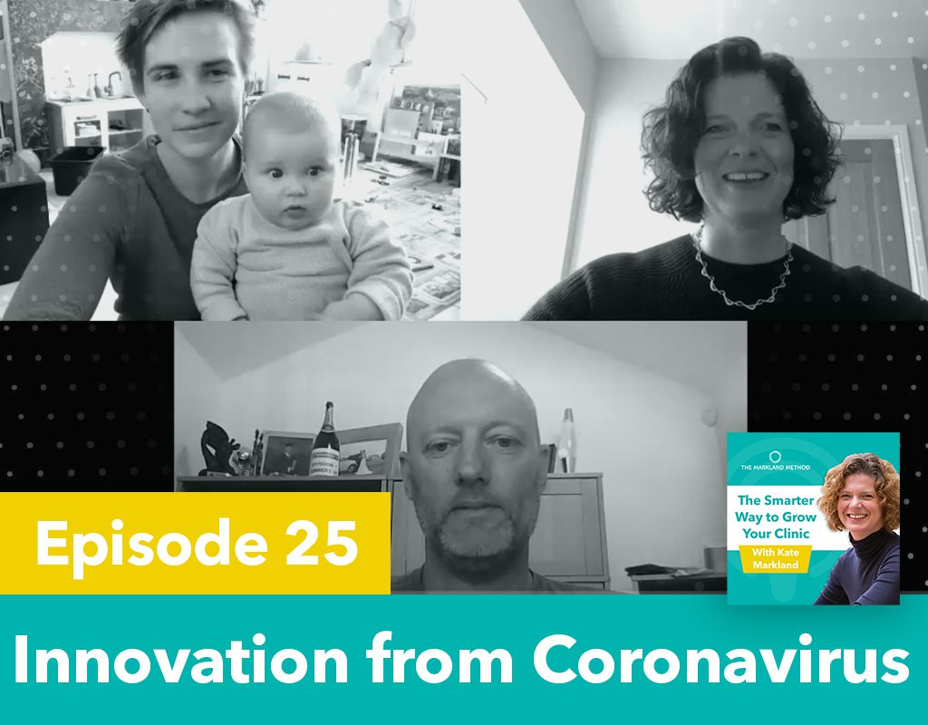 Innovation from Coronavirus