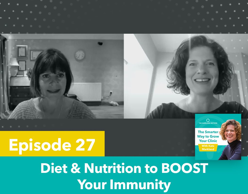 Diet & Nutrition can help Boost your Immunity