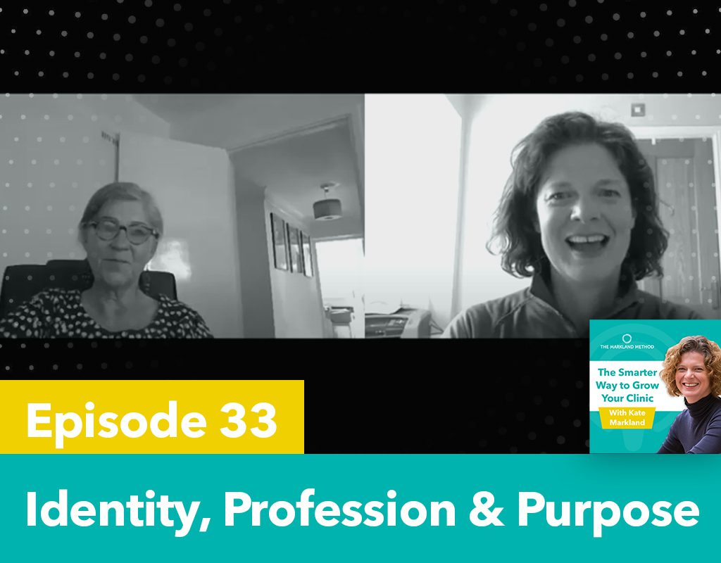 Reflection on identity, Profession & Purpose