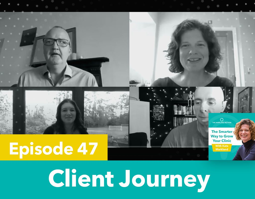 What does your client journey look like?